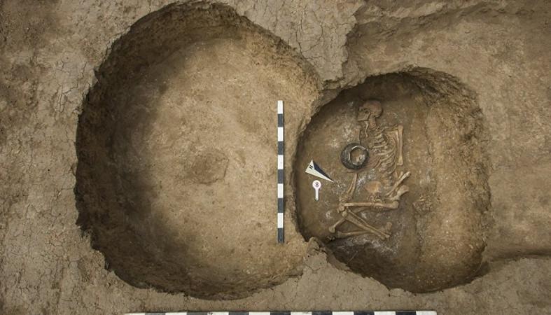 Под Ростовом отыскали необычайное захоронение— Древнее египетских пирамид
