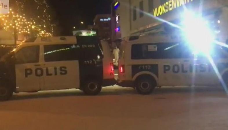 Впограничном городе Финляндии неизвестный убил мэра и 2-х журналисток— Стрельба по-фински