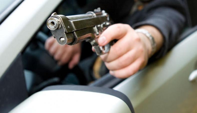 ВКарелии полицейские остановили нетрезвого  водителя выстрелом поколесам