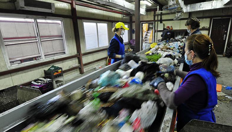 Новейшую систему переработки отходов запустят вРФ в 2019-ом году