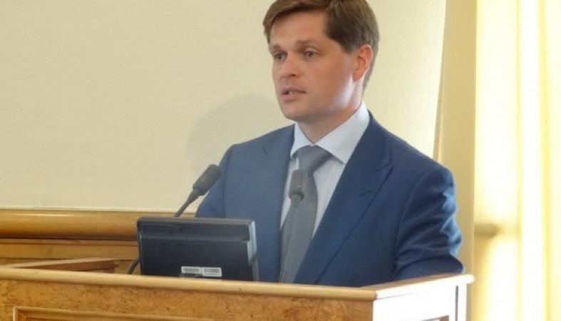 СКР: Заместитель главы города Петрозаводска схвачен поподозрению вполучении взятки