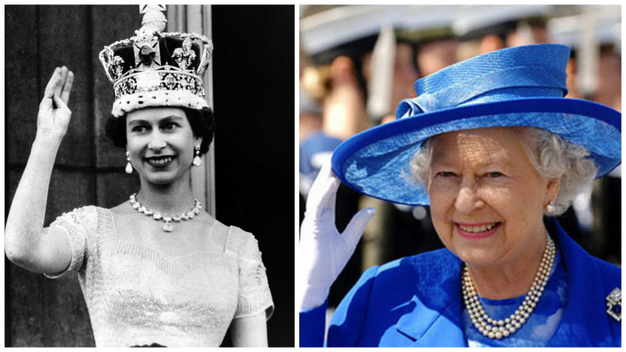 королева елизавета английская в молодости фото мнению некоторых людей