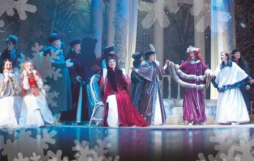 Нижегородский оперный театр приготовил новогодний сюрприз