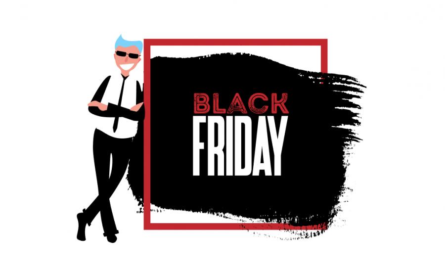 Традиционно последние выходные ноября объявляются в России «черной  пятницей», когда большинство магазинов устраивают огромные распродажи. 2b5894a1127