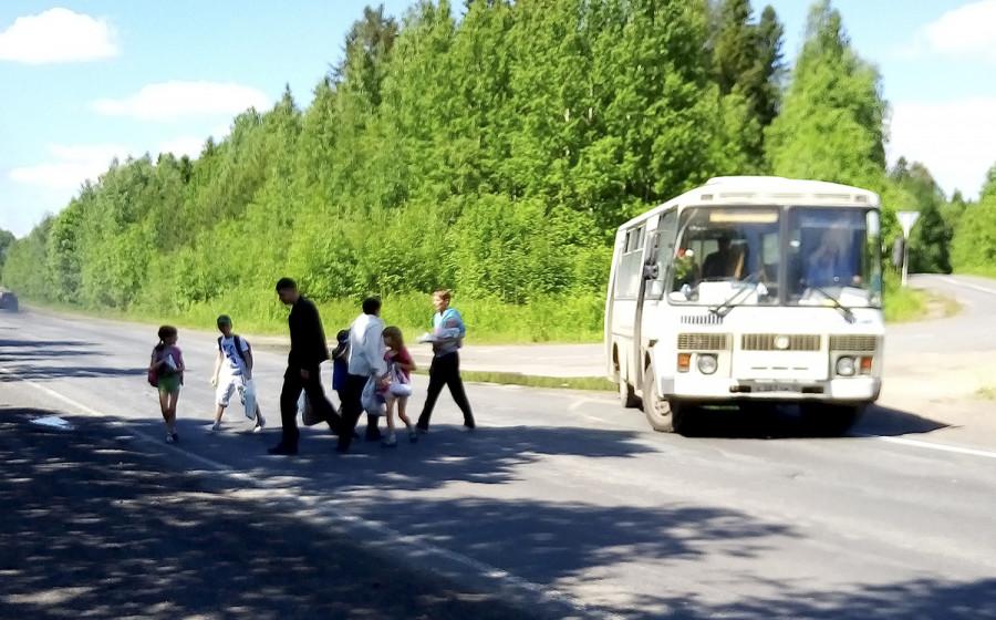 Автобус для пригородные перевозки