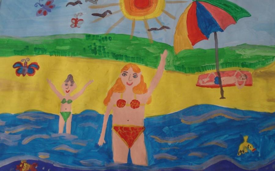 рисунков выставка карандашом детских