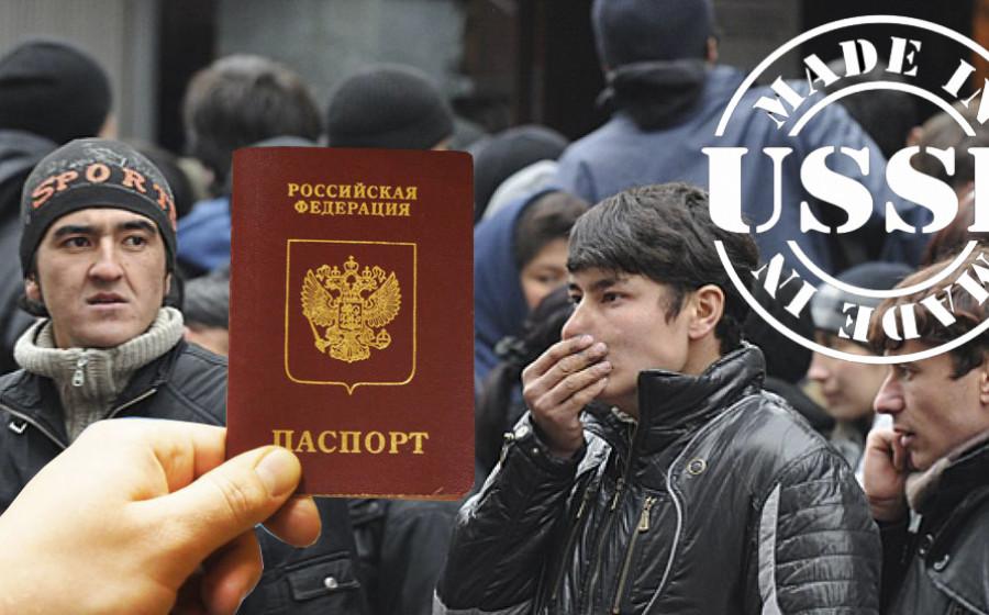 Новый год о принятии русского гражданства